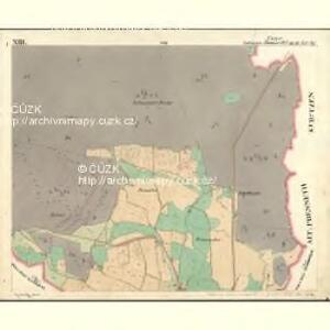 Vollmau Unter - c1279-1-013 - Kaiserpflichtexemplar der Landkarten des stabilen Katasters