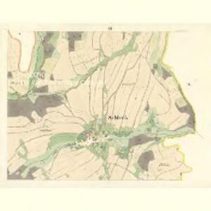 Schlock (Slawkow) - m2774-1-003 - Kaiserpflichtexemplar der Landkarten des stabilen Katasters
