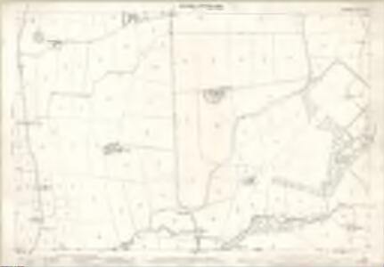 Ayrshire, Sheet  018.01 - 25 Inch Map