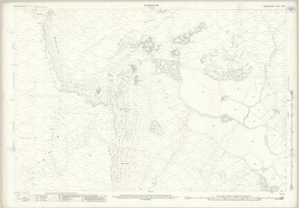 Westmorland XXVII.1 (includes: Kentmere; Troutbeck; Windermere) - 25 Inch Map