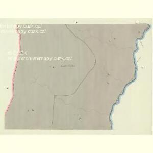 Ober Morau (Horny Morawa) - c2102-1-004 - Kaiserpflichtexemplar der Landkarten des stabilen Katasters