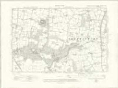 Sussex XXXVIII.NW - OS Six-Inch Map