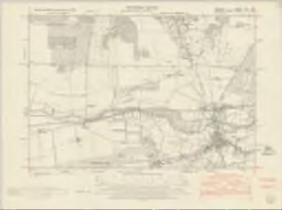 Norfolk XCII.SE - OS Six-Inch Map