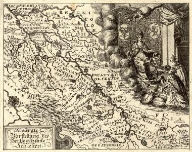 Accurate Vorstellung des Herzogthums Schlesien