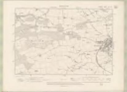 Ayrshire Sheet XLIV.NE - OS 6 Inch map