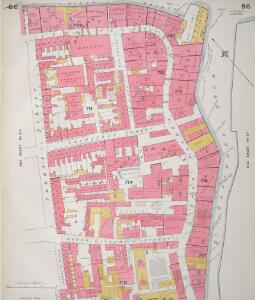 Insurance Plan of City of London Vol. IV: sheet 86