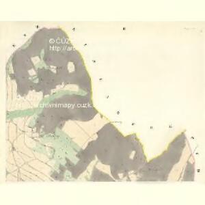 Pinkaute (Blauket) - m2307-1-002 - Kaiserpflichtexemplar der Landkarten des stabilen Katasters