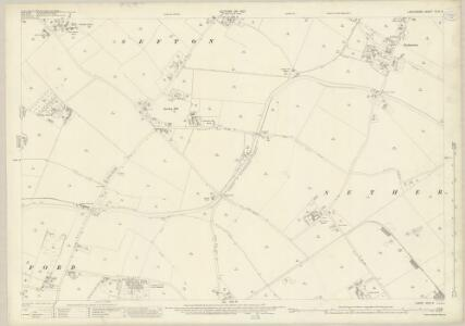 Lancashire XCIX.6 (includes: Ford; Great Crosby; Litherland; Netherton; Orrell; Sefton) - 25 Inch Map