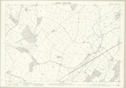 Shropshire LVI.15 (includes: Eaton Under Haywood; Rushbury) - 25 Inch Map