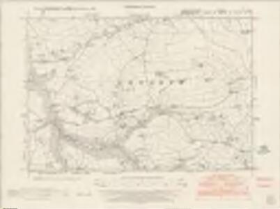 Carmarthenshire XIII.SW - OS Six-Inch Map