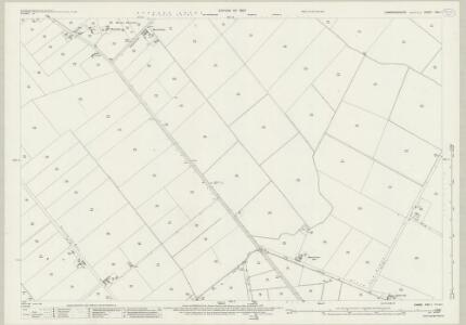 Cambridgeshire XXV.1 (includes: Chatteris; Mepal; Sutton) - 25 Inch Map