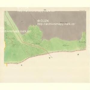 Koritna - m1278-1-007 - Kaiserpflichtexemplar der Landkarten des stabilen Katasters