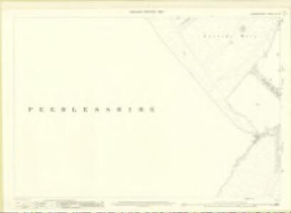 Edinburghshire, Sheet  019.12 - 25 Inch Map