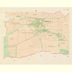 Pellegitz - c5689-1-003 - Kaiserpflichtexemplar der Landkarten des stabilen Katasters