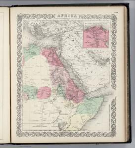 North Eastern Africa.