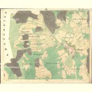 Tisch - c3678-1-006 - Kaiserpflichtexemplar der Landkarten des stabilen Katasters
