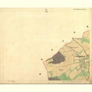 Suchenthal - c0647-2-005 - Kaiserpflichtexemplar der Landkarten des stabilen Katasters