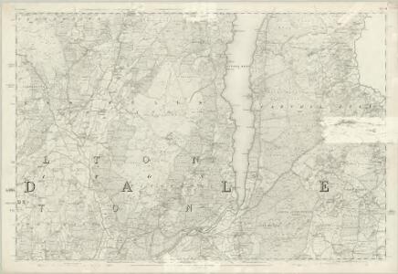 Lancashire VIII - OS Six-Inch Map