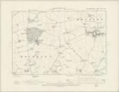 Northamptonshire XXXVIII.SW - OS Six-Inch Map