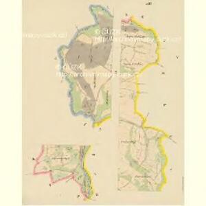 Funkenstein - c1750-3-001 - Kaiserpflichtexemplar der Landkarten des stabilen Katasters