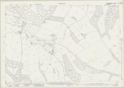 Buckinghamshire XLV.4 (includes: Shirburn; Stokenchurch; Turville) - 25 Inch Map