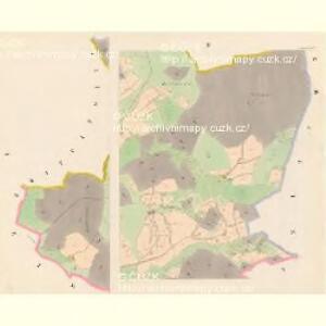 Nebahau (Nebahow) - c4971-1-001 - Kaiserpflichtexemplar der Landkarten des stabilen Katasters