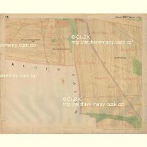 Urbau - m3488-1-007 - Kaiserpflichtexemplar der Landkarten des stabilen Katasters