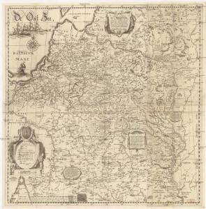 Magni dvcatvs Lithvaniae caeterarumqve regionum illi adiacentivm exacta descriptio