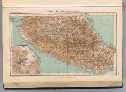 148. Messico Centrale.