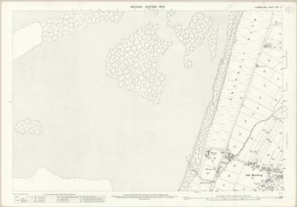 Cumberland XXVII.10 (includes: Holme St Cuthbert) - 25 Inch Map