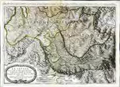 Parte meridionale della Savoia