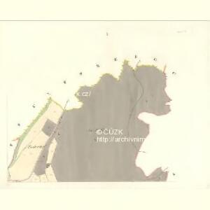 Passek - m2230-1-001 - Kaiserpflichtexemplar der Landkarten des stabilen Katasters