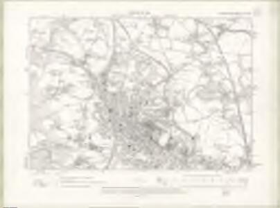 Lanarkshire Sheet XII.SW - OS 6 Inch map