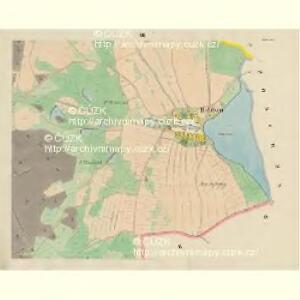 Hatzken - c1797-1-011 - Kaiserpflichtexemplar der Landkarten des stabilen Katasters