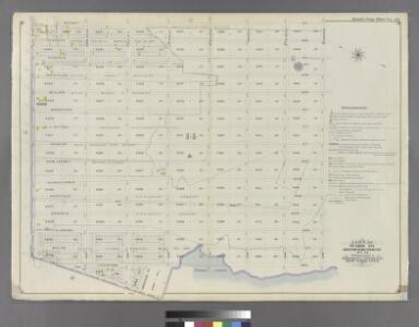 Part of Ward 26. Land Map Section, No. 14. Volume 1, Brooklyn Borough, New York City.
