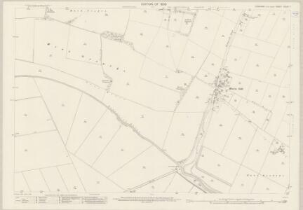 Yorkshire CCLVI.7 (includes: Patrington; Sunk Island) - 25 Inch Map