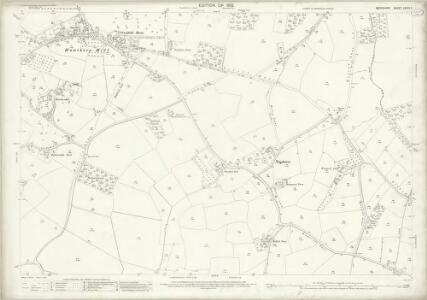 Berkshire XXXIX.2 (includes: Bray; Warfield; Winkfield) - 25 Inch Map