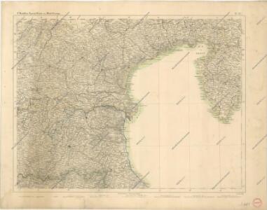F. Handtke's Special-Karte von Mittel-Europa No. 37