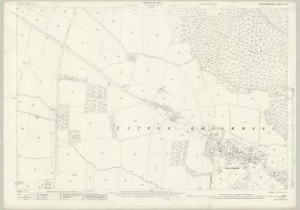 Buckinghamshire XV.15 (includes: Bow Brickhill; Great Brickhill; Little Brickhill) - 25 Inch Map