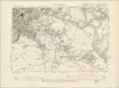 Gloucestershire LXXVI.NW - OS Six-Inch Map