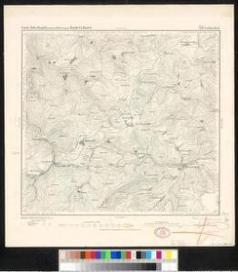 Meßtischblatt 3181 : Gräfenthal, 1873