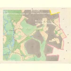 Millenowitz (Millenowice) - c4648-1-003 - Kaiserpflichtexemplar der Landkarten des stabilen Katasters