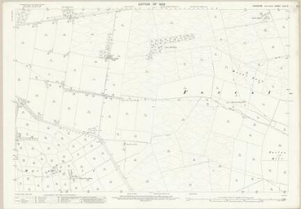 Yorkshire CLIII.9 (includes: Fewston; Menwith With Darley) - 25 Inch Map