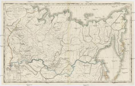 Počtovaja karta rossijskoj imperii