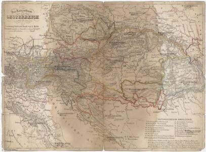 Das Kaiserthum Oesterreich