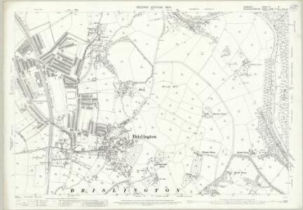 Somerset VI.8 (includes: Bristol; Hanham Abbots; Keynsham; Kingswood; Unnamed) - 25 Inch Map