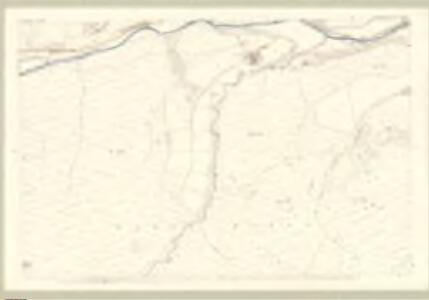 Perth and Clackmannan, Sheet CXXVII.7 (Glendevon) - OS 25 Inch map