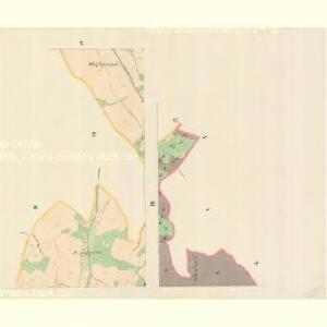 Liebau (Libowa) - m1773-1-007 - Kaiserpflichtexemplar der Landkarten des stabilen Katasters