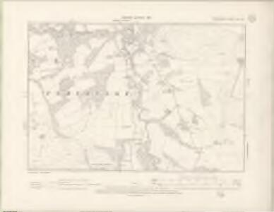Perth and Clackmannan Sheet CIX.SE - OS 6 Inch map