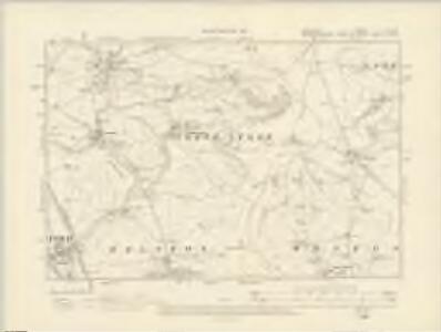 Somerset VII.SE - OS Six-Inch Map